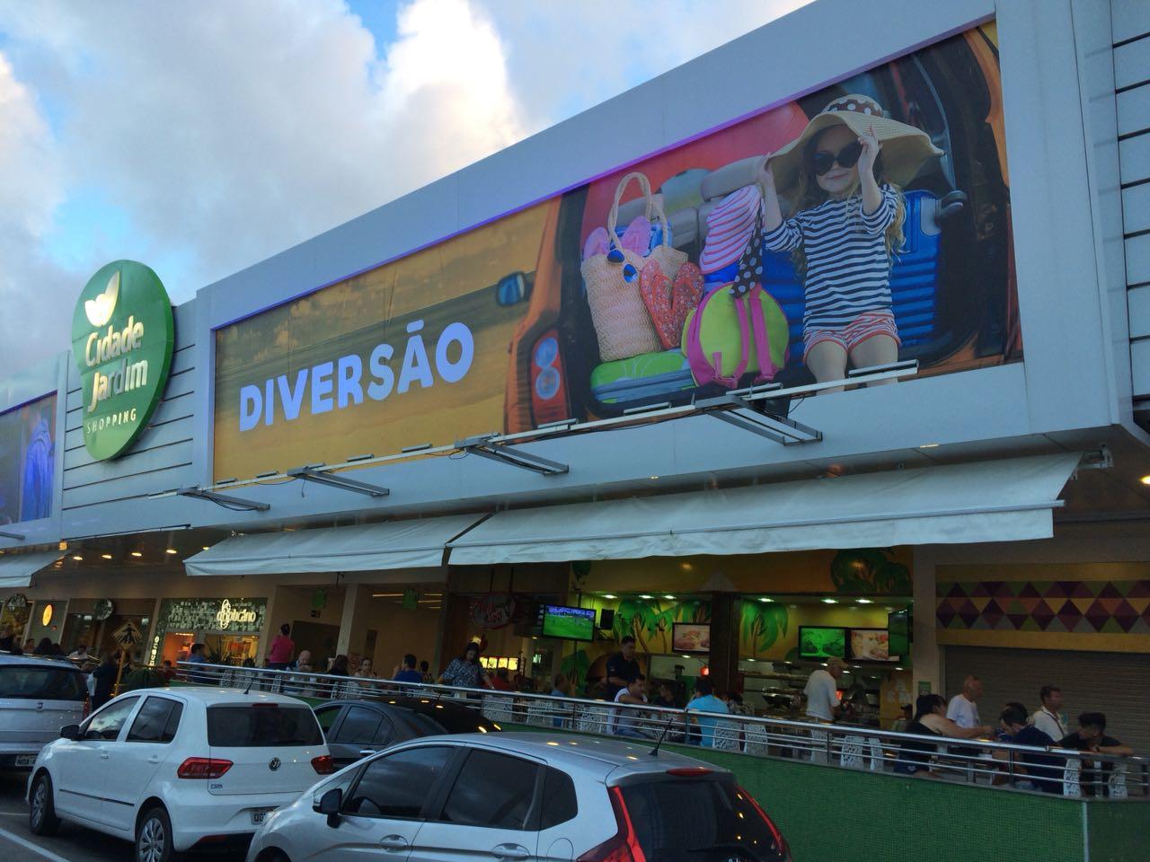 Nova fachada do Shopping Cidade Jardim destaca a praticidade ...